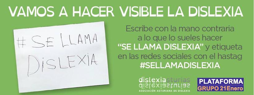 #SeLlamaDislexia